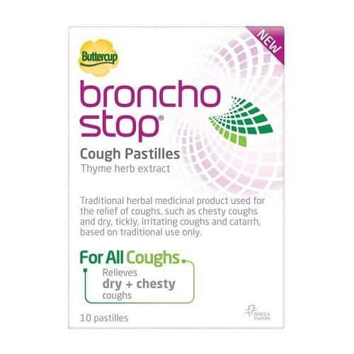 Bronchostop Cough Pastilles