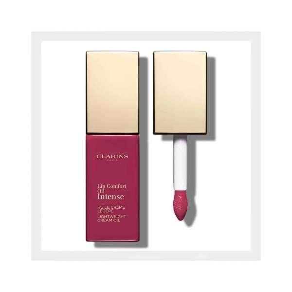 Clarins Lip Comfort Oil Intense 03 Raspberry