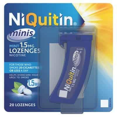 Niquitin Mini Lozenges