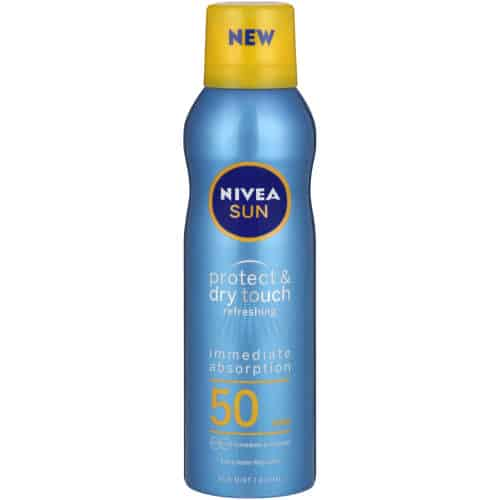 NIVEA Sun Protect and Dry Touch SPF 50