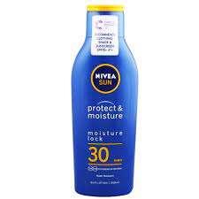 Nivea Sun Protect and Moisture