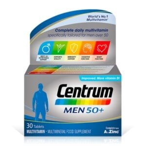 Centrum Men 50+