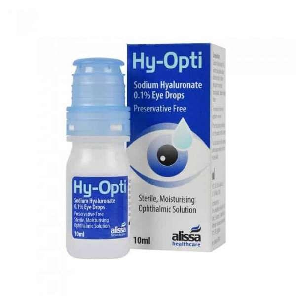 Hy-Opti 0.1 Eye Drops