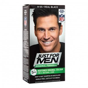 Just For Men Shampoo-In Colour real black
