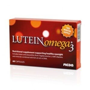 Lutein Omega 3