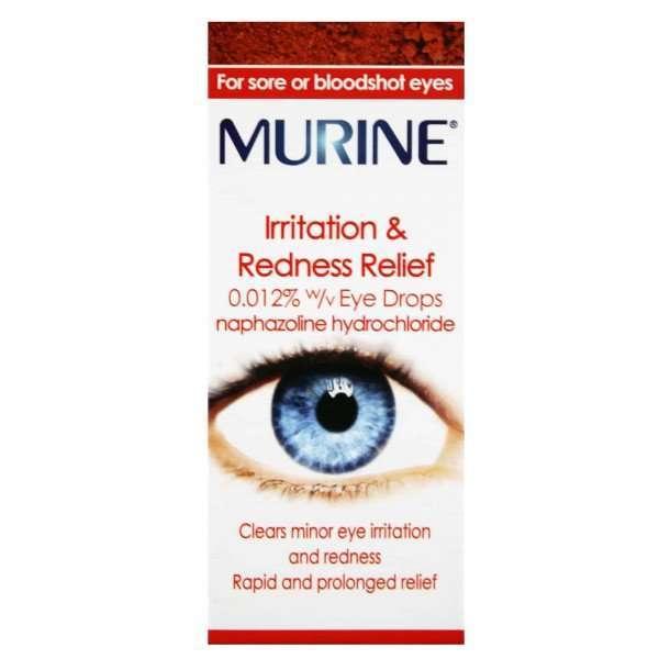 Murine Irritation and Redness Relief Eye Drop