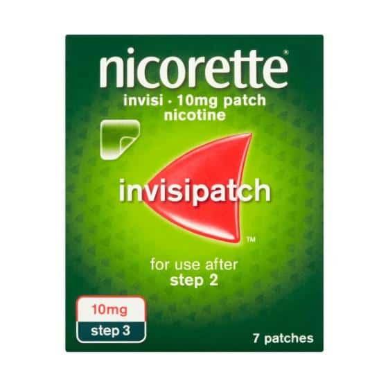 Nicorette Invisi Transdermal Patch