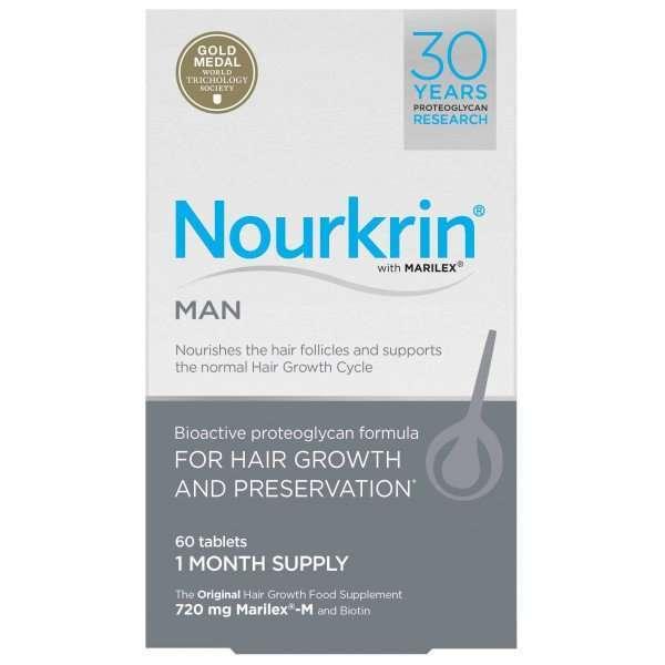 Nourkrin Man Hair Preservation