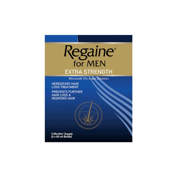 Regaine Extra Strength Scalp Foam