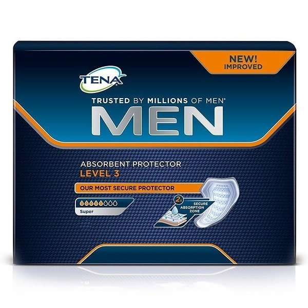 Tena Men Level 3 Absorbent Protector Pack