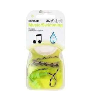 Swedsafe Swim & Music Ear Plugs