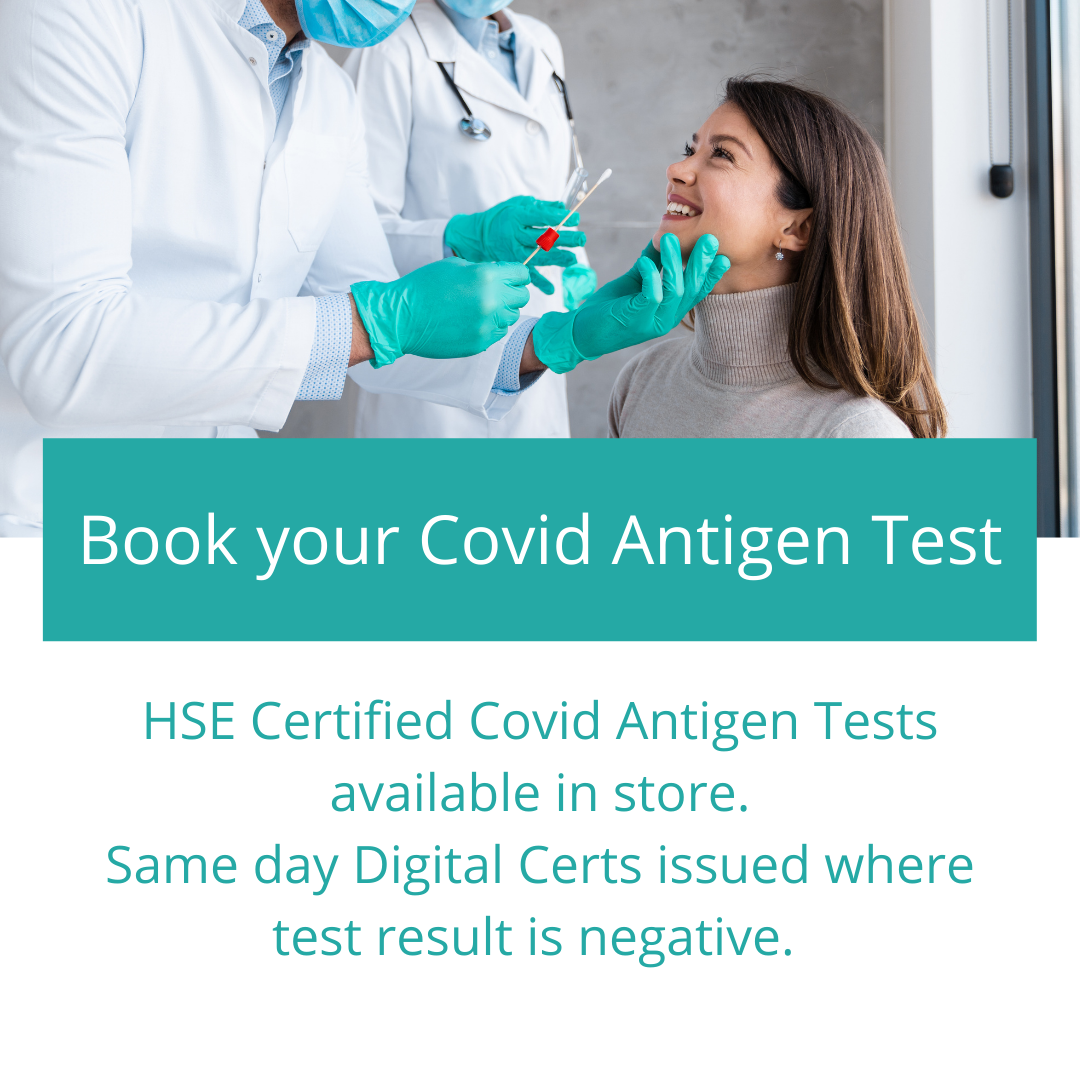 Book your Covid Antigen Test