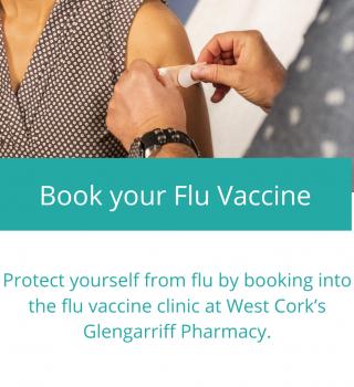 Book Your Flu Vaccine
